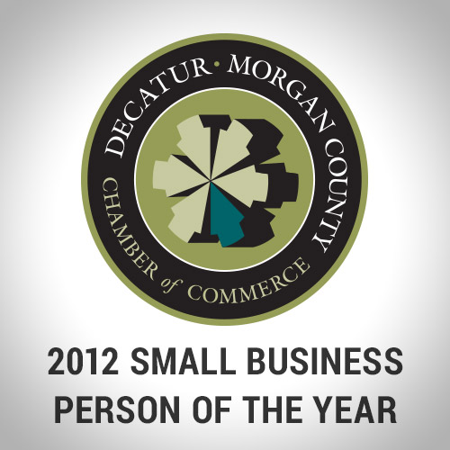 DCC 2012 Small Business Person of the Year