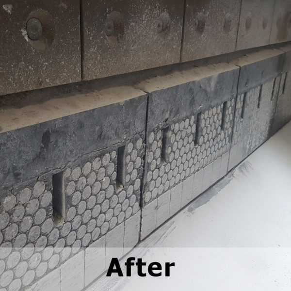 After- Rubber Liners