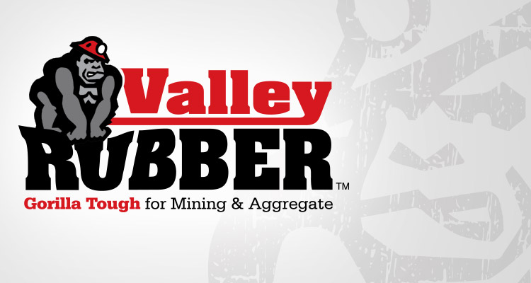 Valley Rubber rebrand