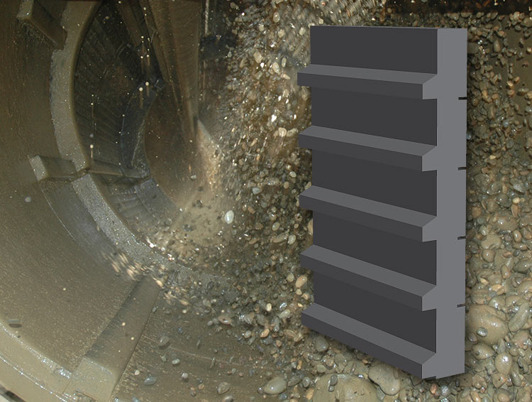 Magnetic Ore Bed LIner