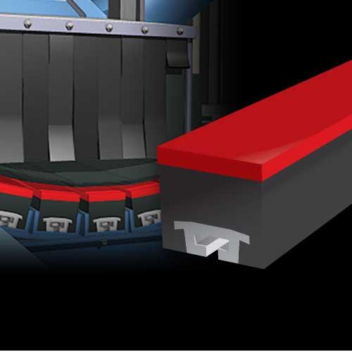 Conveyor Impact Bars