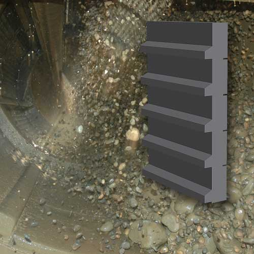 Magnetic Ore Bed Liners