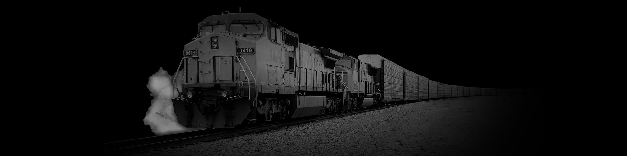Rail Foreground