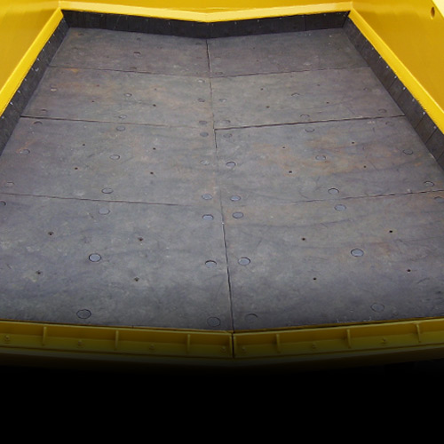 Flat, Sloped and Curved Truck Bed Liners