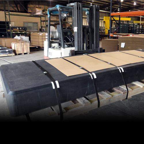 Very Large Custom Parts