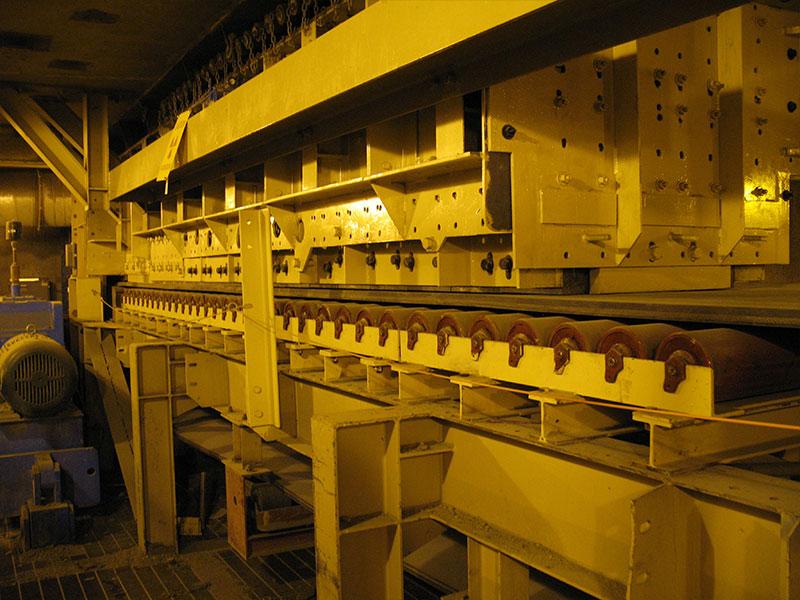 Newmont Mining Upgrade 800 TPH Feeders