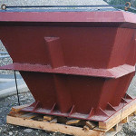 Lone Star Northwest Course Material and Crusher Dust Surge Pile Reclaim Feeder