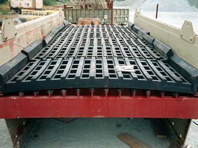 Graniterock Primary Scalping Screen Conversion