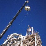 Lehigh Southwest Cement Replace Bucket Elevator Chute