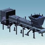 Lehigh Southwest Cement Replace Roller Mill Belt Feeder System