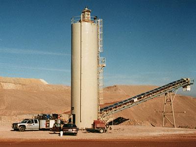 Pegasus Florida Canyon Mining R.O.M Haul Truck Loading System