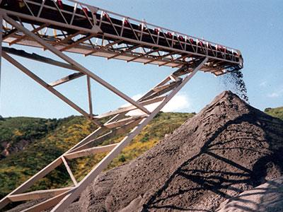 Graniterock Sand Stacker