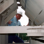 Lakeside Industries Screen Undersize Chutes