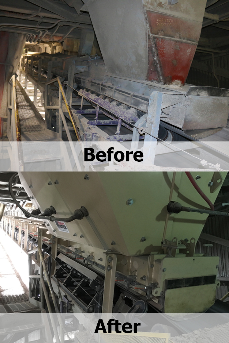 Before and After TailSeals