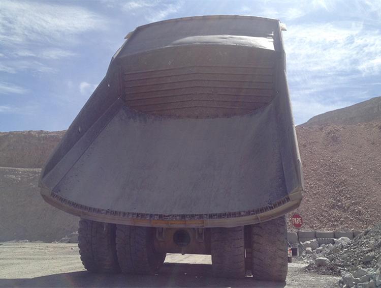 5 Year Haul Truck